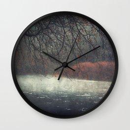 teArs of winTer Wall Clock