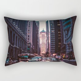 Chicago Street Rectangular Pillow
