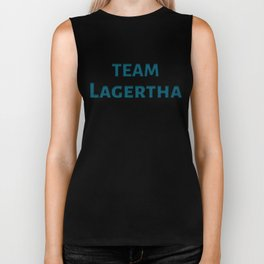 The Lagertha's Army Biker Tank