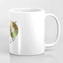 CD Owl Coffee Mug