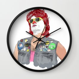 McDougal Wall Clock