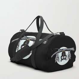 Cute Owl With Friends Duffle Bag