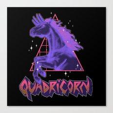 Quadricorn Canvas Print