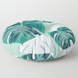 Tropical retreat II Floor Pillow