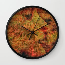 Lia story Wall Clock