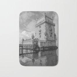 Belem Tower Lisbon 4 Bath Mat