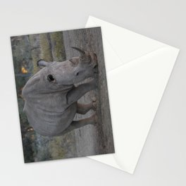 White Rhino Stationery Cards