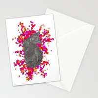 Cat's Meow Stationery Cards