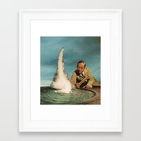 science Framed Art Prints featuring science! by Jesse Treece