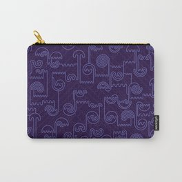 Nocturnal House Carry-All Pouch