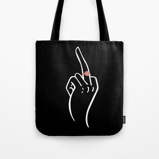 I Don't Tote Bag