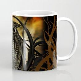 Mechanical Owl Coffee Mug