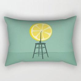 Lemon (Du)Champ Rectangular Pillow