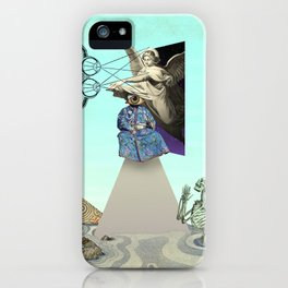 Everything iPhone Case