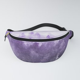 Ultra Violet Adventure Forest Fanny Pack