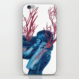 Her Arms Became Trees iPhone Skin