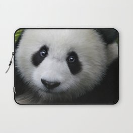 Giant Panda Cub Laptop Sleeve