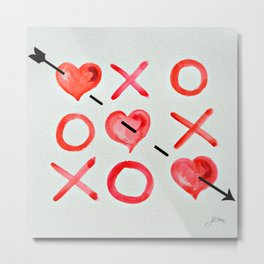 Cupid's Arrow Metal Print