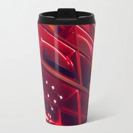 CAUTION! TOTALLY VINTAGE Travel Mug