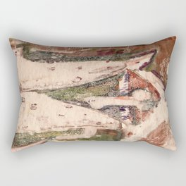 Composition Rectangular Pillow