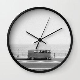 ROAD TRIP VII Wall Clock