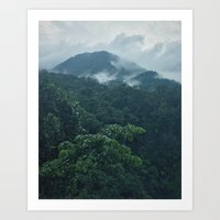 LaFortuna 001 Art Print