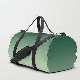 Green Ombre Duffle Bag