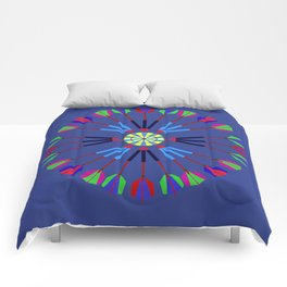 Game of Darts Design Comforters