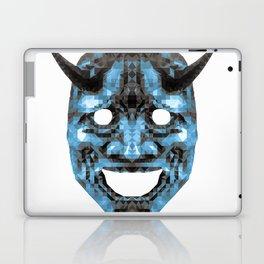 Hannya - low poly Laptop & iPad Skin