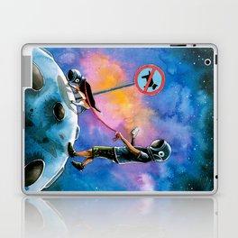 moonwalking Laptop & iPad Skin