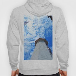 North Cape Lighthouse and Communication Tower Hoody