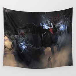 Requiem for the Fallen Wall Tapestry