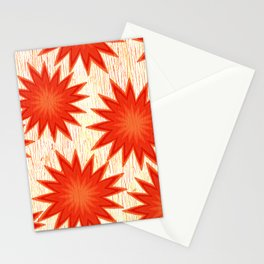 Summer Flare Stationery Cards