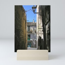 Antique Alley - Palermo - Sicily Mini Art Print