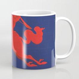 October calling by Chuluun Ch Coffee Mug
