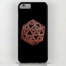 3D Fractal Icosahedron Slim Case iPhone 6s Plus