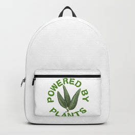 Powered By Plants Vegan Workout Cook Backpack