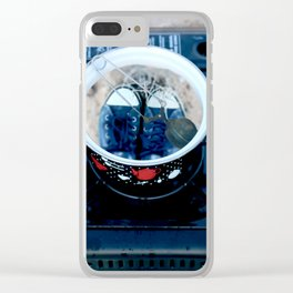 All Star Clear iPhone Case