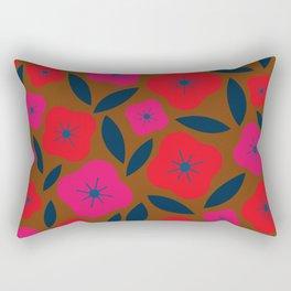 FLORAL_BLOSSOM_002 Rectangular Pillow