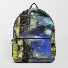 Tower Bridge and the Waverley Art Backpack