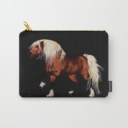 HORSE - Black Forest Carry-All Pouch