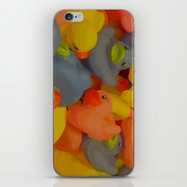 Ducks Amok iPhone Skin
