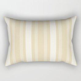 Beeswax Victorian Lady Stripe. Rectangular Pillow