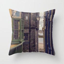 Sidestreet Throw Pillow