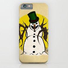 Sinister Snowman Slim Case iPhone 6s