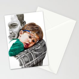 """Your first 'I love you.'"" Stationery Cards"