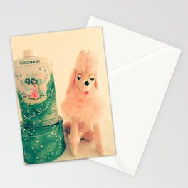 Poodle Parlor Stationery Cards