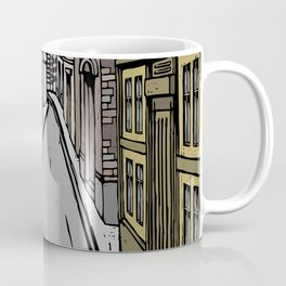 Empty street Coffee Mug