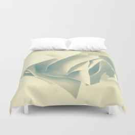 Abstract forms Duvet Cover