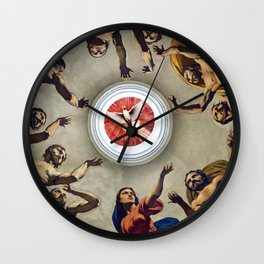 Cathedral of Noto Wall Clock